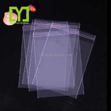 2017 yiwu custom different sizes slider ziplock bag/custom PE ziplock bag