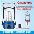 changrong rechargeable outdoor mini led portable lantern with usb charge for mobile phone