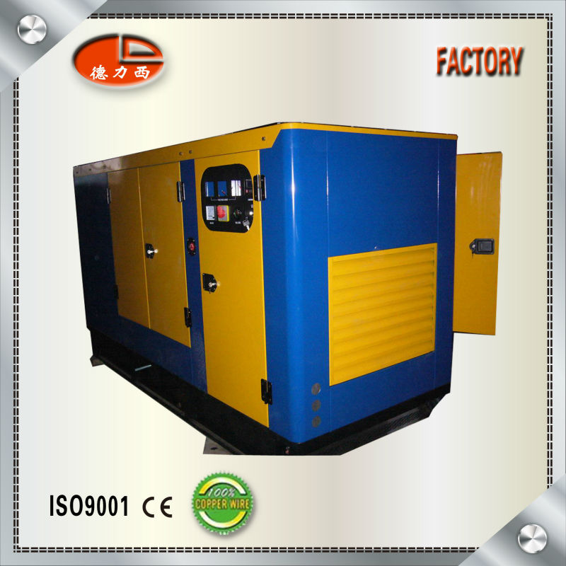 Deutz Engine Fuel Less Generator Price 100Kva/80Kw(CE Approval)