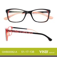 Acetate Eye Glasses Eyeglass Frames 62