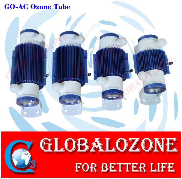 longevity ozone generator/air cooled ceramic ozone tubes 2G~10G
