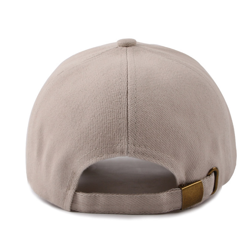 Baseball Cap Men's Adjustable Cap Casual leisure hats Solid Color Fashion Snap back Summer Fall hat