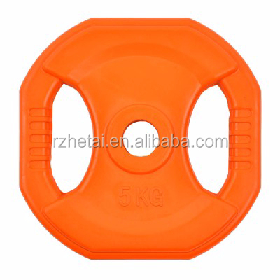 rubber square weight plate