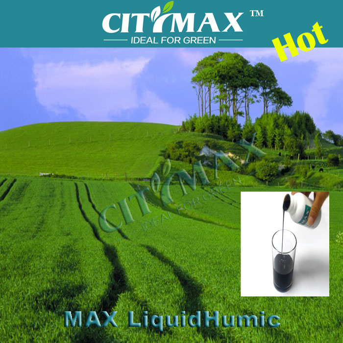 Liquid Nitrogen Humic acid Organic Fertilizer