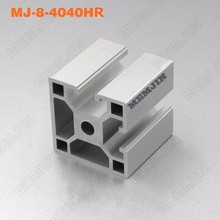 OEM 6063 t5 6061 t6 aluminum custom tube / triangle tube extrusion