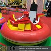 China manufacturer cool recreational playground electric dodgem bumper car with LED light