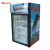 Smad 21-80L Supermarket Mini Cold Drink Glass Display Refrigerator Showcase With Lamp