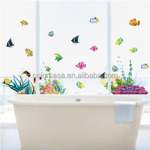 2011 salle de bain stickers carrelage salle de bains for Collant mural