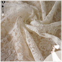 2015 factory DHJL1526 fancy thick embroidered bridal vintage lace