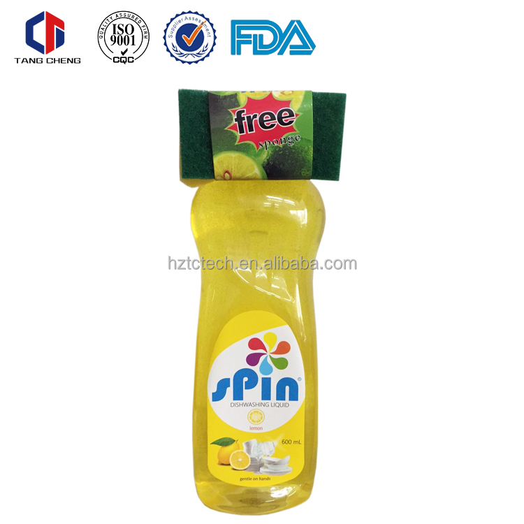 Customize kitchen clean 500ml 600ml 1000ml liquid dishwashing detergent brands