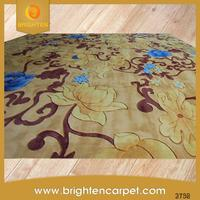 Jacquard Single Room Floor Textiles China Tufted Wool Carpet