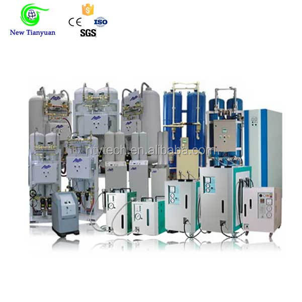 200Nm3/h Nitrogen Capacity N2 Gas Generation for Different Industrial Fields