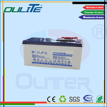 CE certified storage gel battery