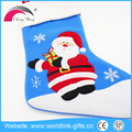 factory hot sales Plush toys christmas gift bag