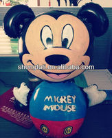 Lovely Mickey&Minnie mouse dolls
