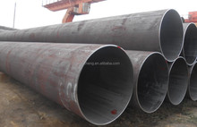 GR.2 piling pipe, ASTM A252 GR.2/GR.3 steel pipes, ERW steel pipes/tubes