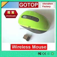 USB Optical Wireless Mouse 2.4g wireless Mouse cheap personalized wireless mouse in Shenzhen Factory