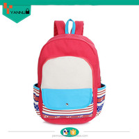 Manufacture wholesale high quality and best price school bags young girls leisure backpack