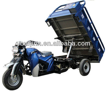 200cc cargo tricycle ,high class economic price.