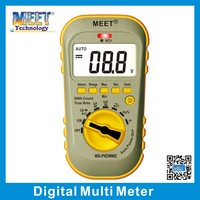 MS-P6DMM2 6000 Count Electrical Instruments Digital Multimeter