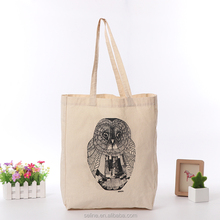 Chinese supplier wholease Promotional recycle Fashion customized cotton bag online shopping