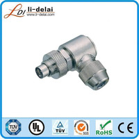 M9 4pin circular socket Aviation connector waterproof M9 connector