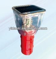 Solar navigation light(3 km visible range),solar-energy navigation light tower