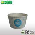 Disposable Single Take Way Paper Bowl With Lids