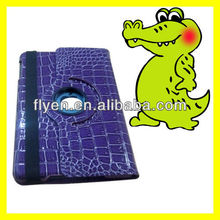 "New Product Tablet Accessories for iPad Case 360 Rotating Leather Smart Case 7.9"" inch tab Manufacturer Wholesale"