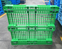 Low cost plastic pallets racking use plastic pallets new