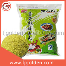 Export worldwide sushi seasoning wasabi powder
