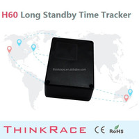 Thinkrace Long Standby Time Vehicle GPS Tracker H60