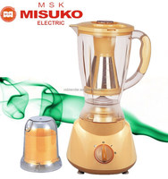 National electric dry food blender mixer 3 in 1