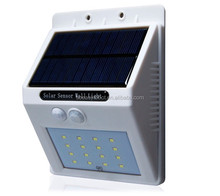 Solar Garden Light With Sensor and Solar Led Yard Light with Portable Solar Led Light