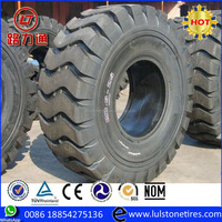 China OTR TYRES Off The Road Tyres Loader Tire 26.5-25 23.5-25 20.5-25 Pattern E3 L3