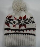 custom women knitted winter hat,Beanie Hat