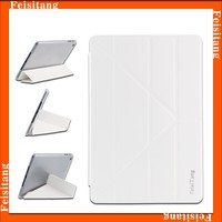 Good quality for iPad mini 4 with a smart cover with PC backside, the for iPad mini4 case