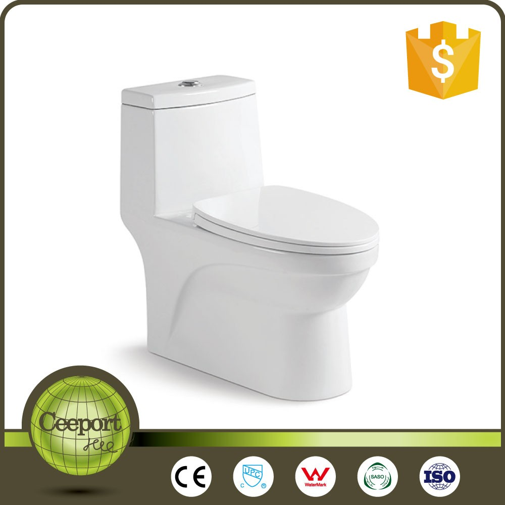 Ceeport C34 One Piece bathroom set building materials dual flush types of toilet bowl