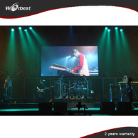 Outdoor LED Screen p8 LED Panels P8 Stage LED screen for concert