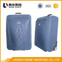 Online shop welcomed simple best designer trolley luggage bag travel