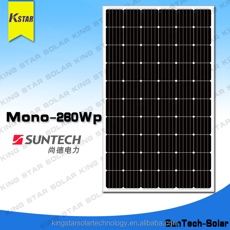 Alibaba Top Manufacturer high efficiency industrial solar panel with quality and best price