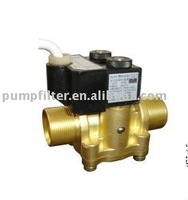 gas electromagnetic solenoid valve for fuel dispenser in gas stations