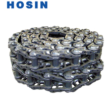 Excavator high hardness track chain