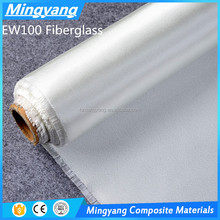 High Performance EW100 Twill Weaving Fiber Glass For Sport And Aircraft