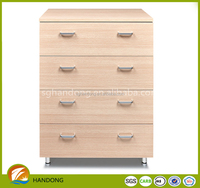 Simple Design 4 Layers Decorative Chest Of Drawers For Living Room And Bedroom