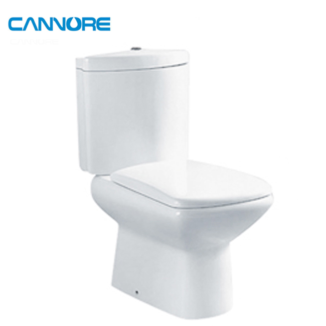 High Standard Two Piece Bathroom Chinese Toilet Bowl