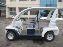 Street legal electric car, 2 seats with cargo bed, EEC