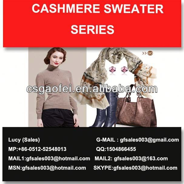 2010 new fashion design knitted sweaters