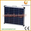 SOLARBRIGHT Outlet Portable solar panel kit DC18V 100W foldable solar panel