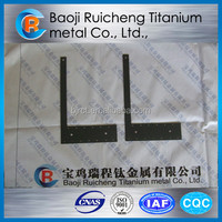 Quality new arrival anode titanium plate